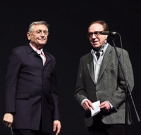 Gala opening of the 40th FEST :: Bogdanovic and Menzl